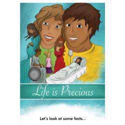 Life Is Precious (100 Pack)