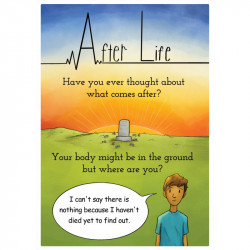 Afterlife Tract (100 Pack)